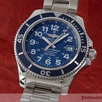 Breitling Superocean II 42 Chronometre Automatk Herrenuhr A17365