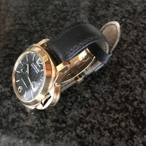 Panerai Luminor Marina Automatic Carbon Gold Limites Edition (
