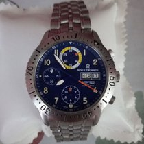 Revue Thommen Airspeed — Men's wristwatch — 1990s