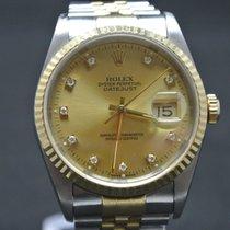 Rolex Datejust 16233 Diamant Dial X-Serie aus 1991(Europe...