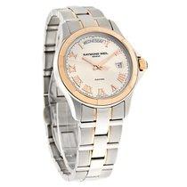 Raymond Weil Parsifal Mens 2Tone Swiss Automatic Watch...