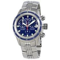 Certina DS Blue Ribbon Men's Chronograph Watch