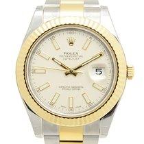 勞力士 (Rolex) Datejust II Gold And Steel White Automatic...