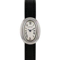 Cartier Baignoire mini en or blanc Ref : 2369 Vers 1990