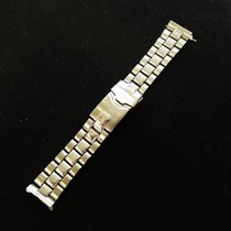 Breitling Colt 18mm Bracelet 821a End Pieces Stainless Steel...