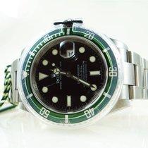 Ρολεξ (Rolex) Submariner Date 16610LV B&P Mark VII 2007 NOS