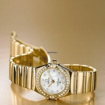 Omega CONSTELLATION MY CHOICE GOLD 11647500