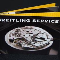 Breitling Service Heft