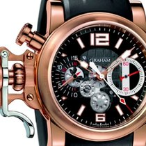 Graham CHRONOFIGHTER R.A.C. SKELETON LIMITED EDITION 100 pz.