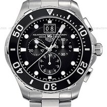 TAG Heuer Aquaracer 5 Chronograph Grand-Date CAN1010.BA0821