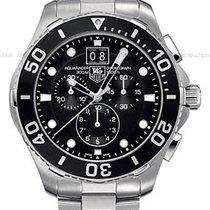 TAG Heuer Aquaracer 5 Chronograph Grand-Date CAN1010.BA0821