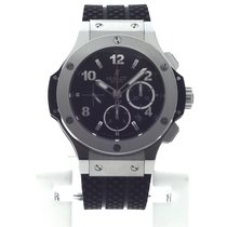 Hublot Big Bang 44mm Steel Chronograph - NEW - Listprice...
