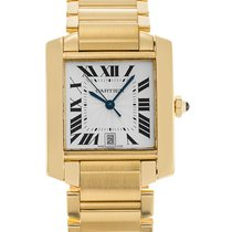 Cartier Watch Tank Francaise W50001R2