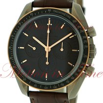 "Omega Speedmaster ""Apollo 11"" Moonwatch 45th Anniversary, Grey..."
