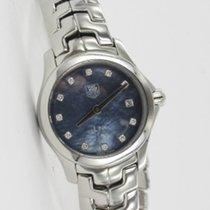 TAG Heuer Link Lady Stahl Diamant-Indexe