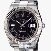 Rolex Datejust II 41 mm  Steel and White Gold