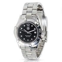 TAG Heuer Aquaracer WAF141C Ladies Watch in Diamond &...