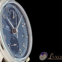 IWC Portugieser Classic Chronograph 42 18kt Rosegold | Ardoise...