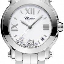 Chopard Happy Sport Stahl Diamond Quarz Armband Stahl