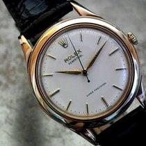 Rolex Oversize Solid 9ct Gold Super Precision Automatic