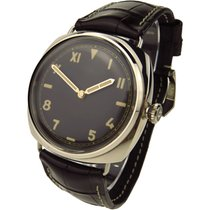 Panerai Radiomir Manual 18k White Gold PAM00376