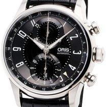Oris 0167776034084SetLs Raid L.E. Chronograph 43,5mm 3ATM