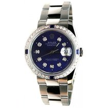 Rolex Datejust Men's New Design Heavy Oyster Band Model...