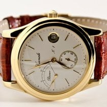 Kienzle No. One Power Reserve – men's wristwatch