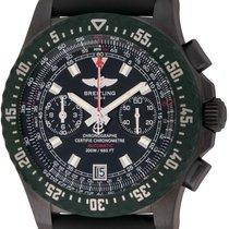 Breitling Skyracer Chronograph Blacksteel