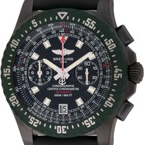 Breitling : Skyracer Chronograph Blacksteel :  M27363A3/BB23 :...