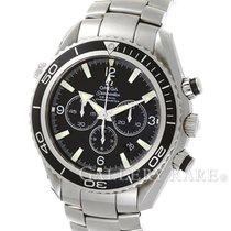 オメガ (Omega) Seamaster Planet Ocean Chronograph 600M Steel 45.5MM