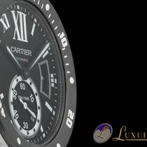 Cartier Calibre De Cartier Diver with Black Dial 42mm |...