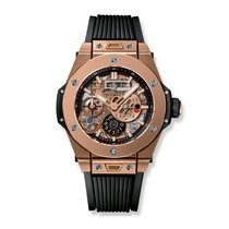 Hublot Big Bang Meca-10 King Gold 45mm Ref 414.OI.1123.RX
