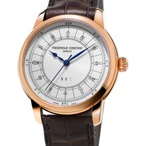 Frederique Constant MANUFACTURE ZODIAC Chinese Steel PVD Rose...
