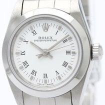 롤렉스 (Rolex) Oyster Perpetual 76080 A Serial Automatic Ladies...