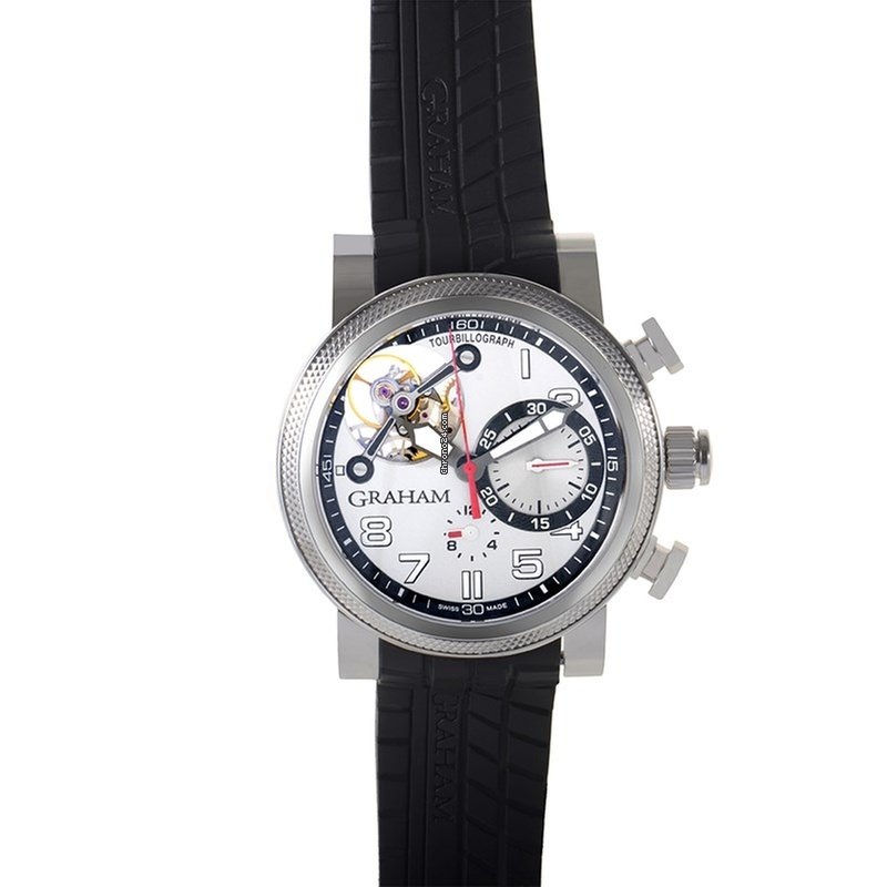 sell buy show chronofighter oversize image watches graham black forest