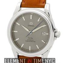 Omega De Ville Co-Axial Chronometer Date Steel 38mm Ref....