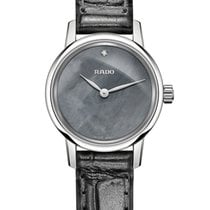 Rado R22890925 Coupole Classic Quartz 21mm Ladies Watch