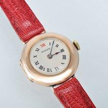 Rolex Vintage 9K Roségold Handaufzug 30er Jahre