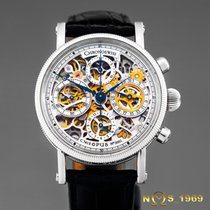 Chronoswiss Opus Skeleton Chronograph Automatic 38 MM Box...