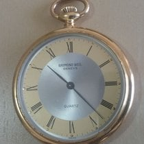 Raymond Weil – Gold Geneve Pocket Watch