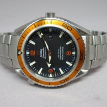 Omega Seamaster Planet Ocean 600M Co-Axial 45.5mm - Full Set