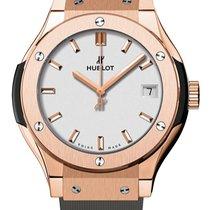 Hublot 581.ox.2611.rx Classic Fusion Quartz 18kt Rose Gold...