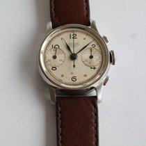 Heuer Chronograph Valjoux 23, ca. 1940