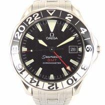 Omega Seamaster GMT 50th anniversary