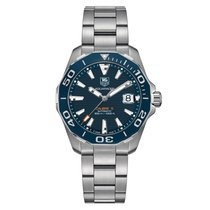 TAG Heuer Aquaracer Automatic Navy Blue Dial Men's Watch