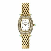 Chopard 18K Yellow Gold Diamond Ladies Watch Ref. 551 1...