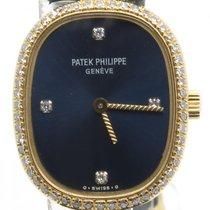 Patek Philippe Ellipse 4498 Solid 18k Yellow Gold 20mm Watch...