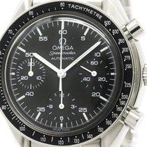 オメガ (Omega) Polished Omega Speedmaster Automatic Steel Mens...