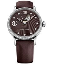 Louis Erard EMOTION BROWN DIAMOND STAINLESS STEEL 64603SE16